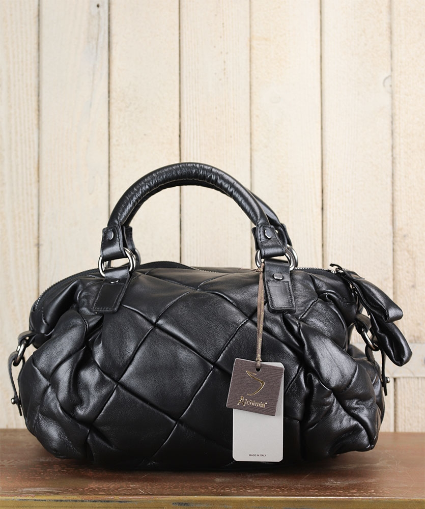 NAPPA - Handbag in quilted leather