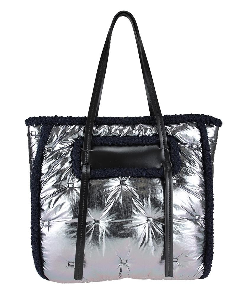 Shopping bag Boukle' Piuma