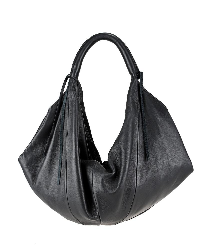 Shoulder bag in NAPPA leather