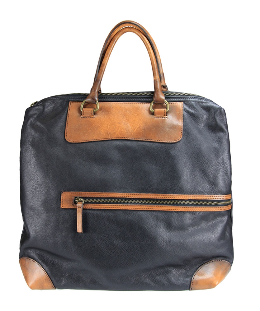 Handbag in dyed leather - AU79 Bags