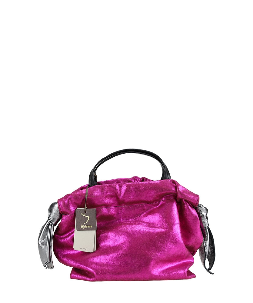 copy of Handbag in laminated nappa leather