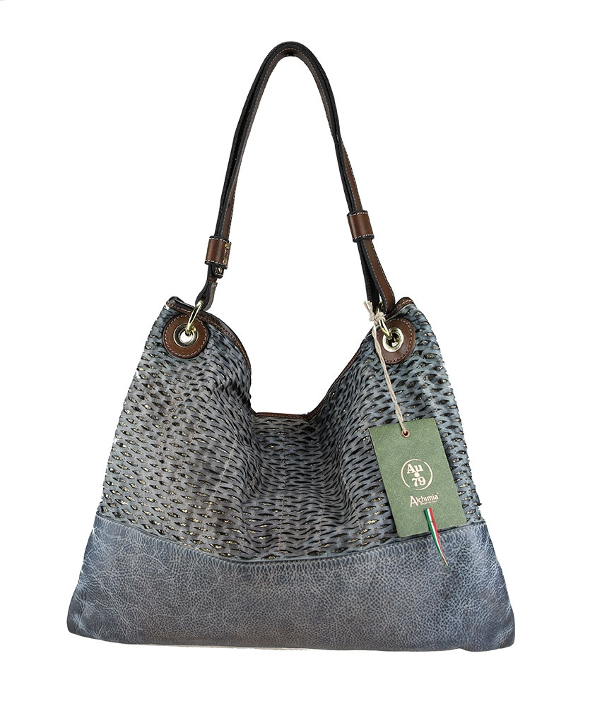 Shoulder bag in dyed leather - AU79 Bags